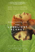"Poster art for ""The Loneliest Planet."""