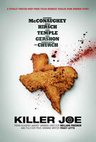 "Poster art for ""Killer Joe."""