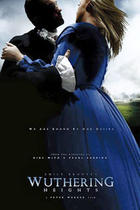"Poster art for ""Wuthering Heights."""