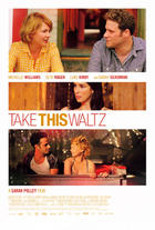 "Poster art for ""Take This Waltz."""