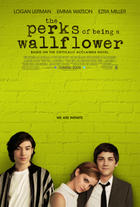 "Poster art for ""The Perks Of Being A Wallflower."""