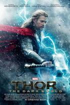 "Teaser poster for ""Thor"" The Dark World."""
