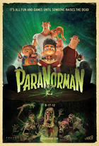 "Poster art for ""Paranorman."""