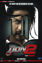 "Poster art for ""Don 2."""