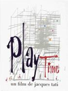 "Poster art for ""Playtime."""