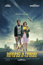 "Poster art for ""Seeking a Friend for the End of the World."""