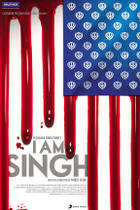 "Poater art for ""I Am Singh."""