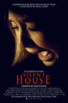 "Poster art for ""Silent House."""