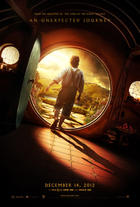 Poster art for &quot;The Hobbit: An Unexpected Journey.&quot;