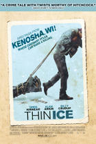"Poster art for ""Thin Ice."""