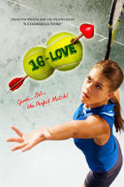 "Poster art for ""16-Love."""