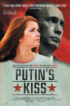 "Poster art for ""Putin's Kiss."""