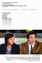"Poster art for ""Celeste and Jesse Forever."""