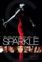 "Poster art for ""Sparkle."""
