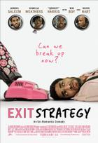 "Poster art for ""Exit Strategy."""