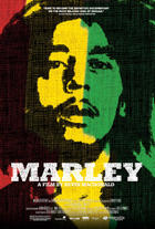 "Poster art for ""Marley."""