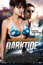 "Poster art for ""Dark Tide."""