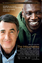 "Poster art for ""The Intouchables."""