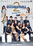 "Poster art for ""Housefull 2."""