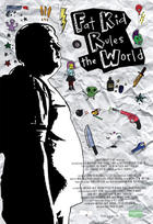 "Poster art for ""Fat Kid Rules the World."""