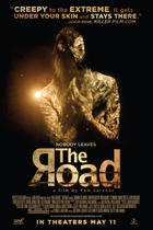 "Poster art for ""The Road."""