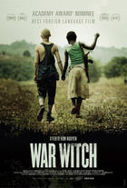 Poster art for &quot;War Witch.&quot;