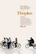 "Poster art for ""Peeples."""
