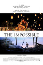 "Poster art for ""The Impossible."""