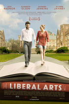 "Poster art for ""Liberal Arts."""