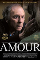 "Poster art for ""Amour."""