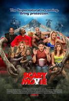 "Poster art for ""Scary Movie V."""
