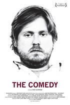 "Poster art for ""The Comedy."""