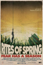 "Poster art for ""Rites of Spring."""
