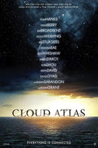 Poster art for &quot;Cloud Atlas.&quot;