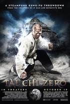 "Poster art for ""Tai Chi Zero."""