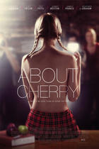 "Poster art for ""About Cherry."""