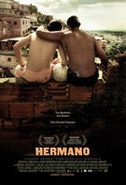 "Poster art for ""Hermano."""