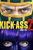 "Poster art for ""Kick-Ass 2."""