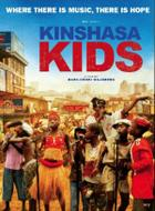 "Poster art for ""Kinshasa Kids."""