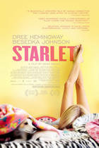 "Poster art for ""Starlet."""