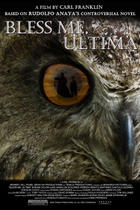 "Poster art for ""Bless Me, Ultima."""