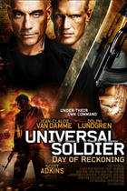 "Poster art for ""Universal Soldier: Day of Reckoning."""