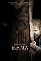 "Poster art for ""Mama."""