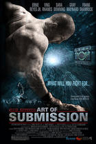 "Poster art for ""Art of Submission - Digital Cinema."""