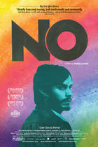 Poster art for &quot;No.&quot;