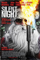 "Poster art for ""Silent Night."""
