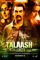 Poster art for &quot;Talaash: The Answer Lies Within.&quot;
