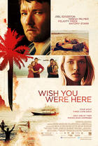 "Poster art for ""Wish You Were Here."""