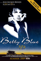 "Poster art for ""Betty Blue."""