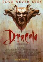 "Poster art for ""Bram Stoker's Dracula."""
